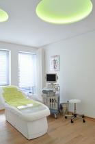 Orthopädische Privatpraxis Worms Behandlungszimmer
